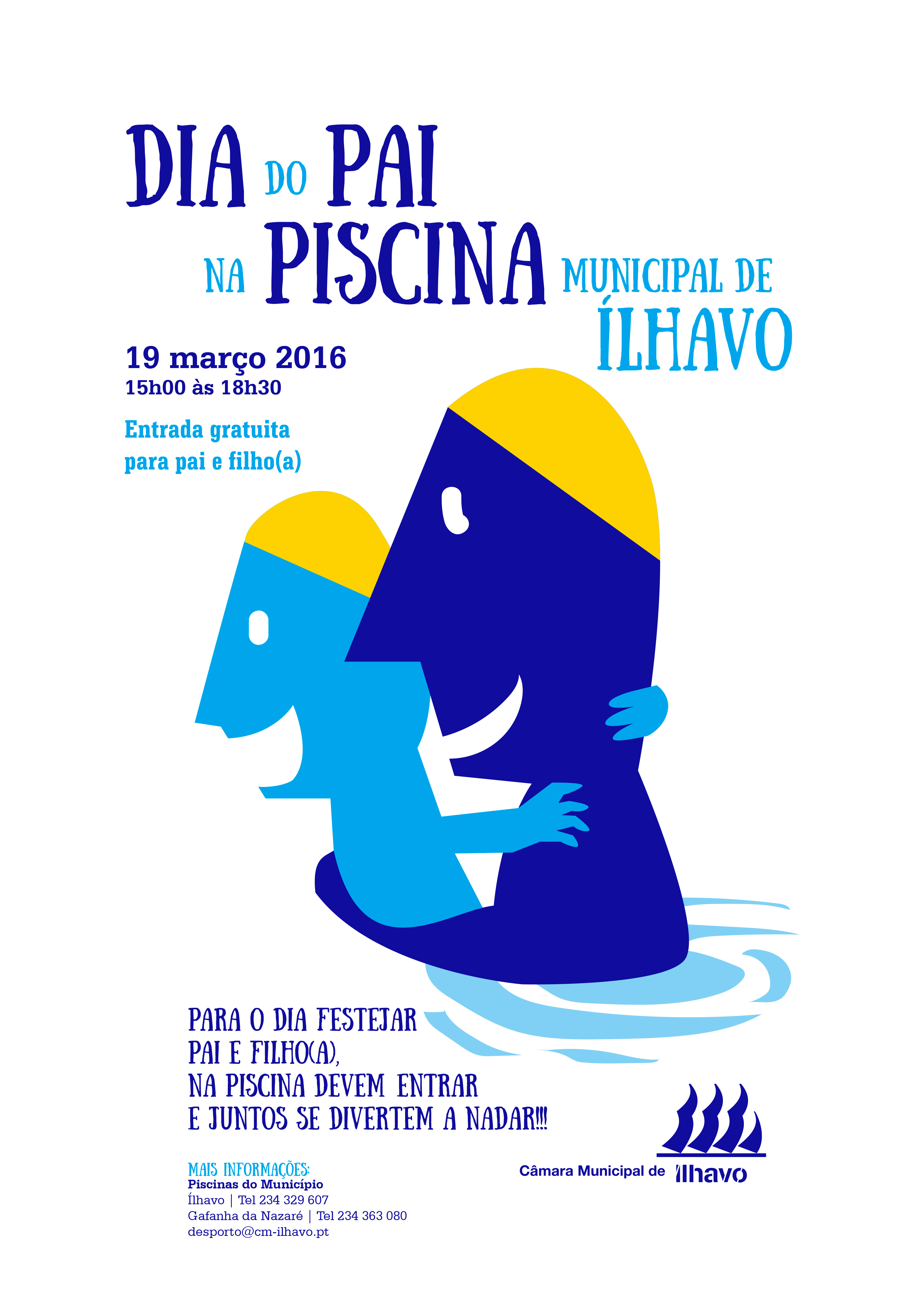 Eventos aveiro os eventos da regi o de aveiro for Piscina municipal de ilhavo